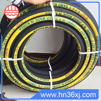 Good quality High temperature high pressure steam water rubber hose