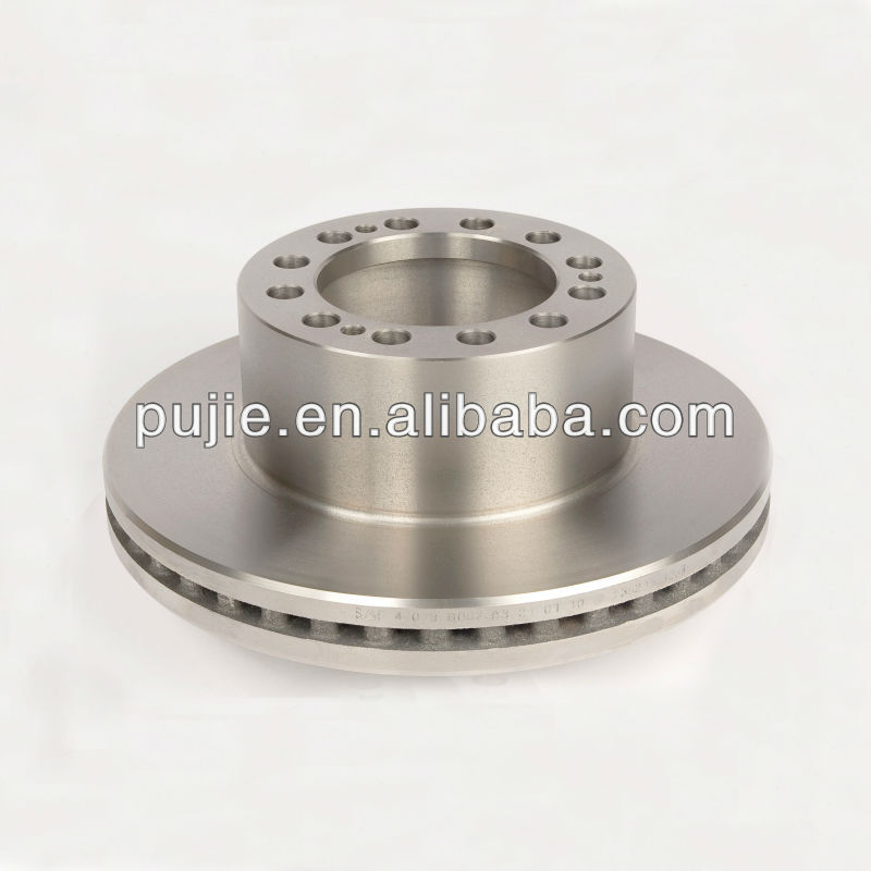 Brake Rotor 320mm for Car TS16949