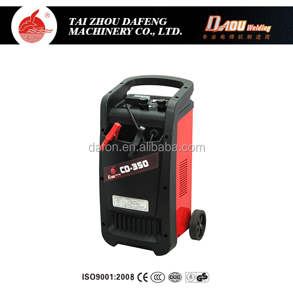 Car Battery Charger 750A 12v/24v Jump Starter ATV Boat Truck Tractor