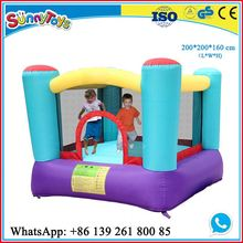 Kid inflatable bouncer castle small indoor inflatable slide