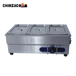 Electric Stainless Steel Bain Marie Food Warmer For Hot Sale