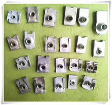 wholesale stainless steel U-type plate nuts ege panel clip nut ISO pass