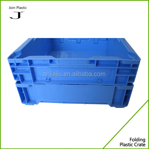100% virgin Japan collapsible plastic crate