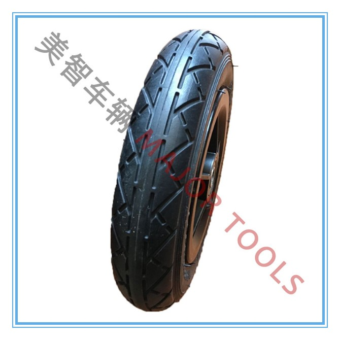 small pneumatic rubber wheel tire 6x1 1/4 for baby walker