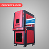 fiber laser 3d laser printer for stainless steel metal plate aluminum