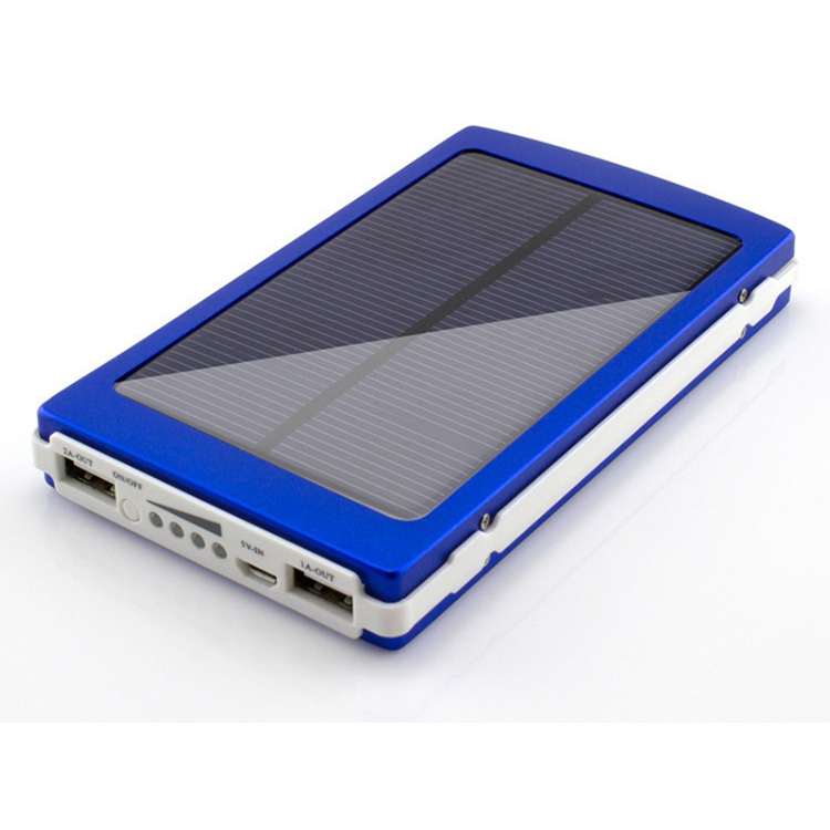 Multi-function Solar Panel Battery Charger