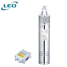 LEO 4DWP Vertical Centrifugal Submersible Borehole 4 Inch Water Pump