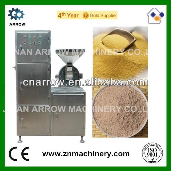 Industrial Rice Bean Wheat Maize Corn Milling Machine for Sale