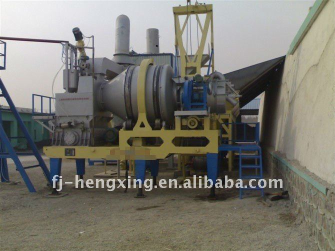YQLB Seies Mobile - Positive Asphant Mixing Plant Bitumen Plant Asphalt Dampfreinigungs Machine