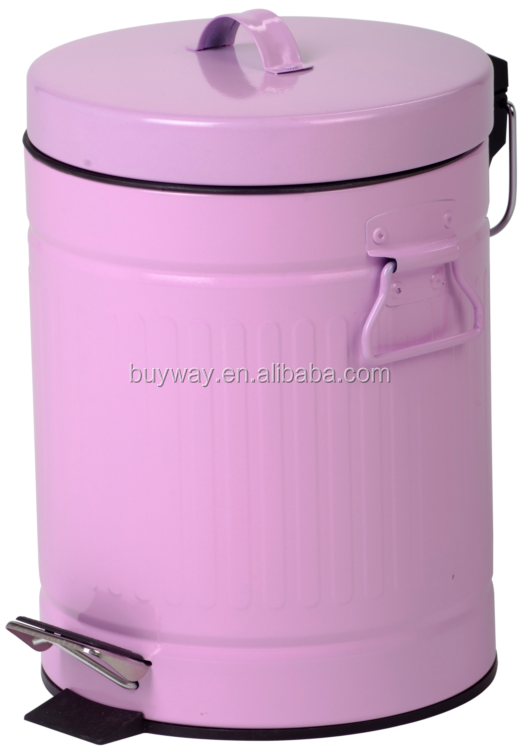 2015 China wholesale bin king trash cans