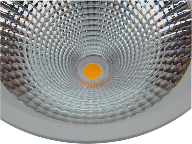 triac dimmable LED COB reflector downlight CE ETL 8W 12W 16W 20W 24W 32W