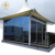 New Design  Glass Blackout Fabric Hotel Tent