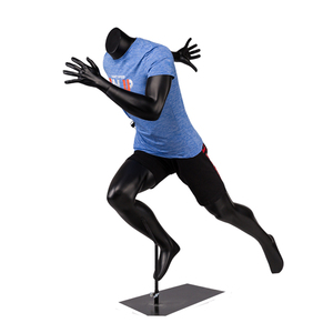 Muscle Men Sports Running Male Display Mannequin