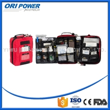 OP OEM manufacture CE FDA ISO certificate promotional hot selling emergency best first aid kit survival kit