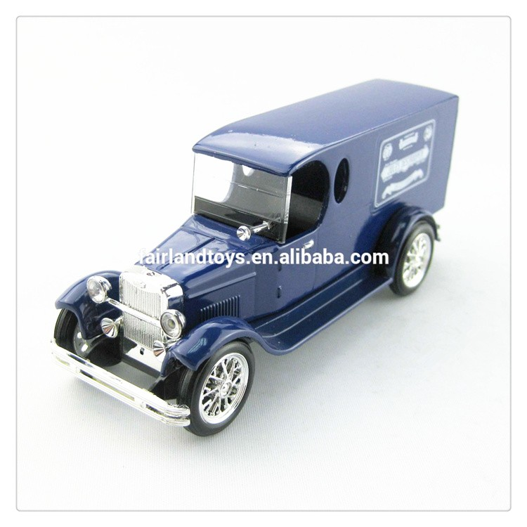 YL3204 1/32 diecast decorations vintage toy car model