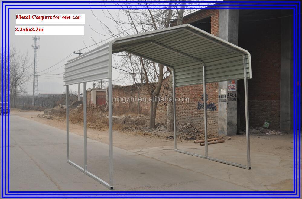 Galvanized Metal Carport Supplier Prefab Carport Garage
