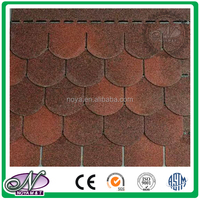 Colorful all kinds fiberglass asphalt shingle asphalt roof shingles price for wholesales