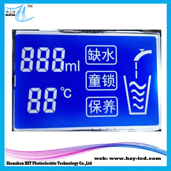 India Water Control Product Company Need HTN Type LCD Module LCM Module HTN