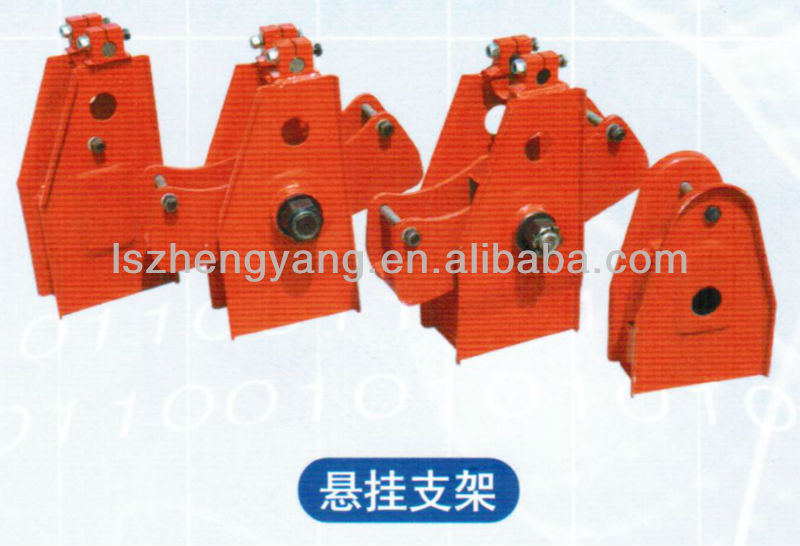 trailer suspension parts for heavy equipment truck producer