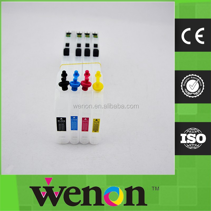Yes Bulk Packaging and Empty Cartridge's Status empty ink cartridge for brother LC123