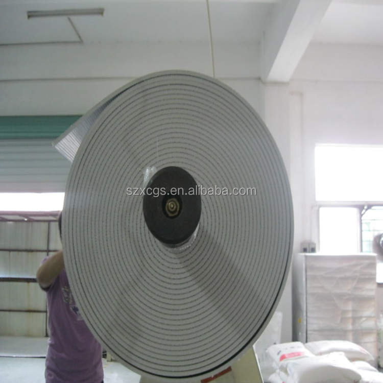 XPE Heat Insulation Cross Linked Polyethylene Foam Material