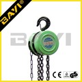 Lifting tools hoist puller block 1 ton small chain pulley block