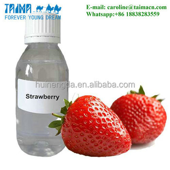 Manufacturer of Usp grade high concentrated fruit flavor flavor concentrate/ fruit flavor/ strawberry flavor for vape liquid