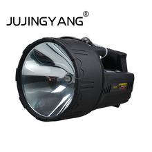 65W spotlight hunting hid handheld military searchlights for sale
