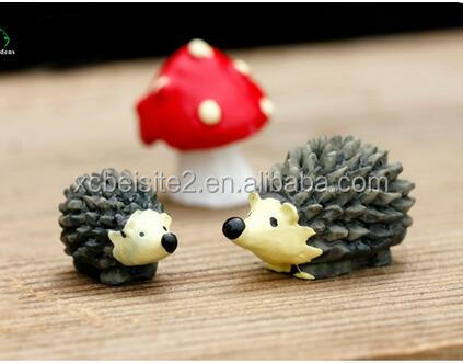 cy307 Miniature DIY Fairy mini Garden Accessories 3pcs/set polyresin garden gnome and mushroom
