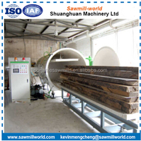 High Frequency Wood Kiln Dryer Sale Vacuum Kiln Drying Wood Equipment Lumber Drying Kiln