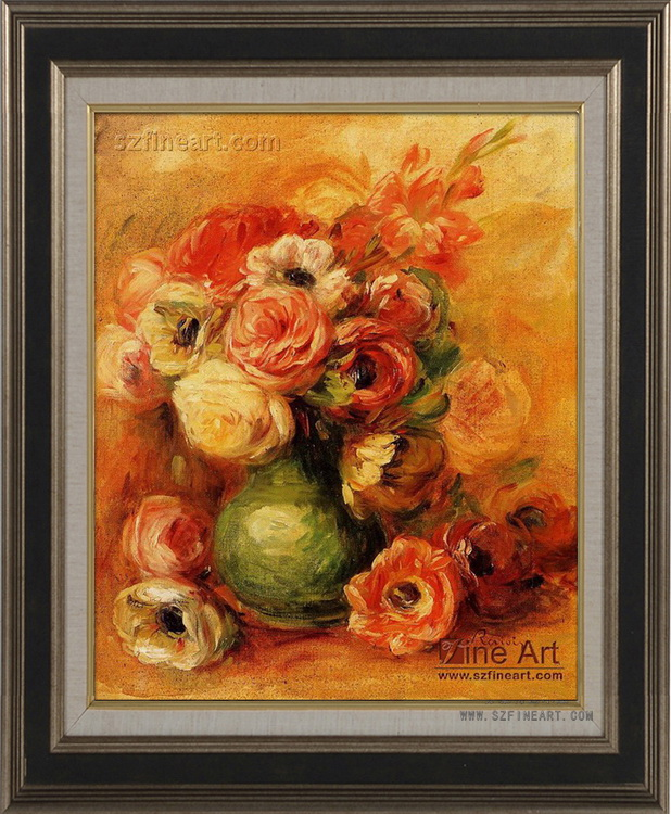 High quality best price for Renoir famous painting