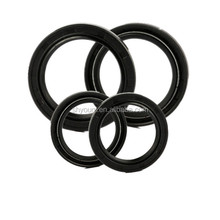 Rubber black nitrile Oil Seals NBR double lip tc Crankshaft oil seal for auto car repair sealing rings