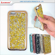 diamond funda tpu mobile phone cover for iphone a 4 5 6 7 s 1324 1241 1325 case
