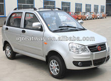 economic min 4 wheel cheap petrol car(600cc)