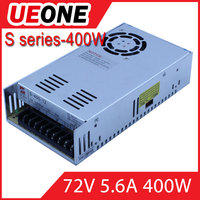 Hot sale 400w 72v switching power s-400-72