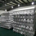 China white woven fabric end use for high star hotel bedding
