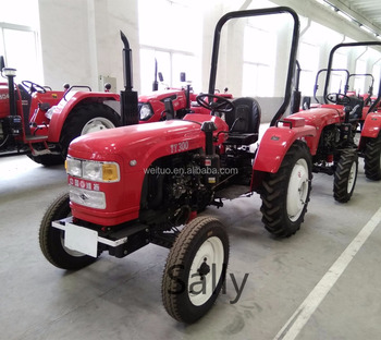 30HP 2WD TY300 farm tractor 2018 china weituo brand