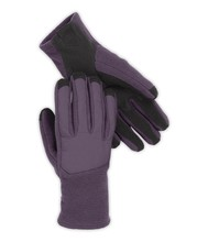 Women's Fleece silicone gripper print specific 5 Dimensional Fit Outdoor Gloves