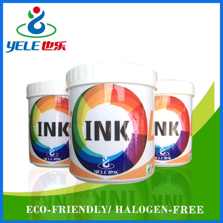 High quality screen printing ink for leather