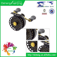 100% Sealed Drag Waterproof Saltwater Aluminium Fly Reel