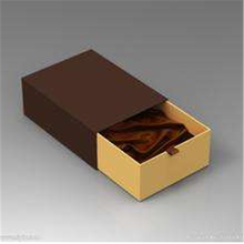 Popular Chocolate Box with Tray,fancy paper chocolate gift packaging box