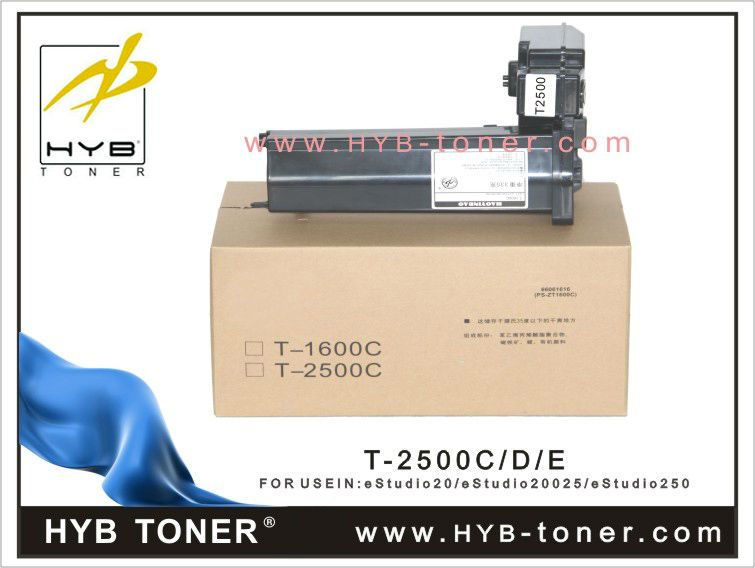 T2500 toner cartridge for Toshiba e-Studio20/200/25/250