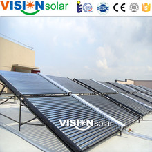 Good price vacuum tube solar central heating system