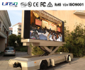 YES-T12 outdoor led display big screen promo carts