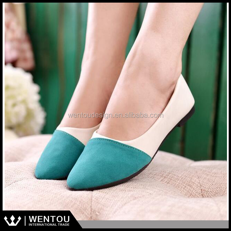 Wholesale Personalized Lady Flat Shoes