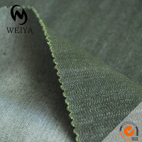 Yarn Dyed Polyester Cotton Twill Fabric