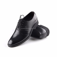 New Style fashion flat mens formal shoes Lace-up Men's Dress Shoe