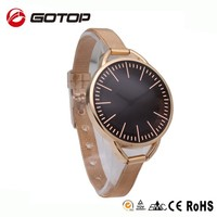 best selling China products advance quartz watch japan movt fashion stainless steel mesh wrist watch for women