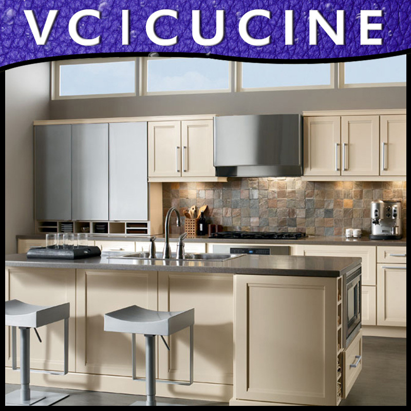 wholesale cheap kitchen cabinets kits made in china