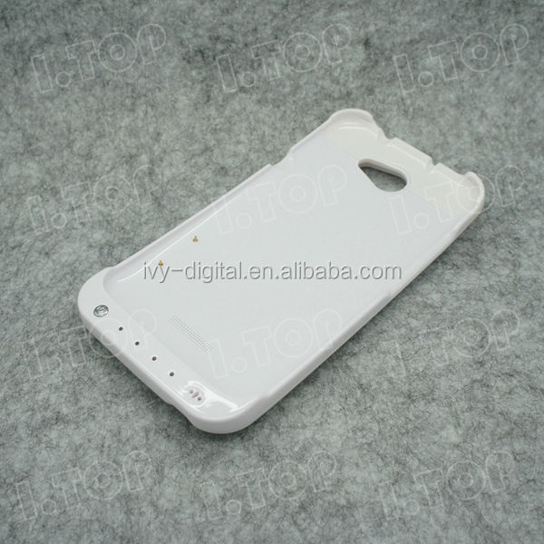Hot sale! 2200 mAh external battery for HTC one X